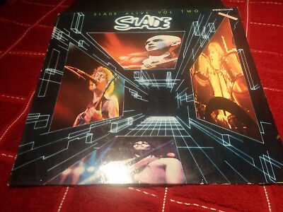 LP -  SLADE  Alive Vol Two