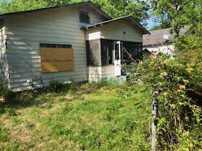 Home For Sale in Pine Bluff, Arkansas (West 12th Avenue) - Bid on Down Payment