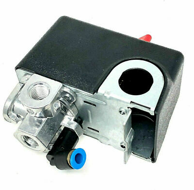 Condor Mdr11/11 Universal Pressure Switch Air Compressor Parts 105-140 Psi