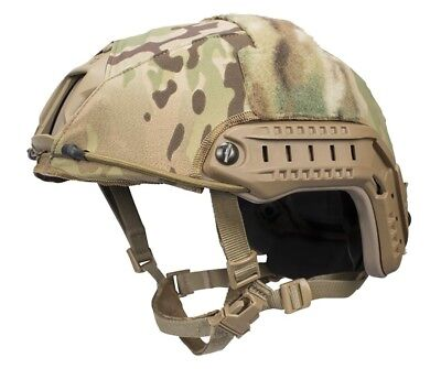 FS Helmet Cover, Ops-Core FAST, Solid Stretch, SM/Med (various colors)-USA Made