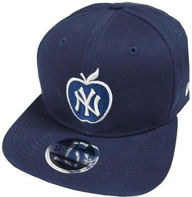 9af91667a73 New Era New York Yankees Navy Apple MLB Snapback Cap 9fifty Limited Edition