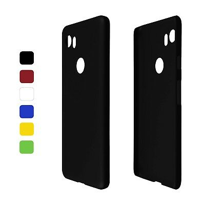Case Hard Rubberised for Google Pixel 2XL Case Cover Cover Case