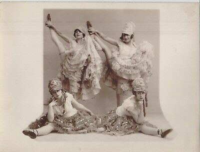 22 Cpa Cartes Photos  Et Photographies Danseuses French Cancan Cady Mano 1925