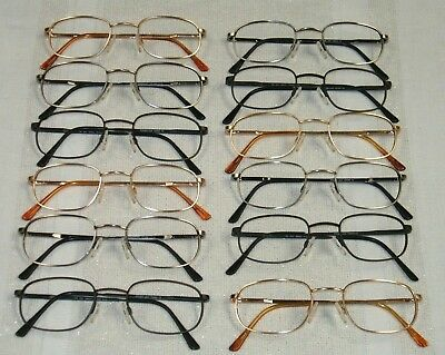 Lot of 100 Randolph Engineering Style# 350 Eyeglass Frames Various sizes/colors