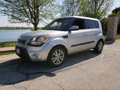 2012 Kia Soul  (( Cute & simple to drive! LOVE IT!! )) 2012 KIA SOUL