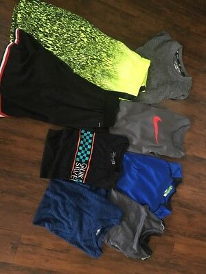 Lot Of Boys Size 16/18 Shirts And Shorts