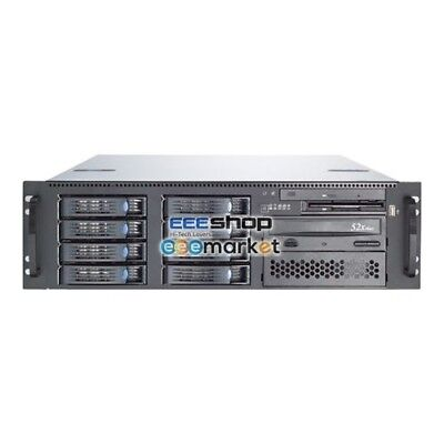 Chenbro RM31408M3-E 3HE Servergehäuse RM-314 eATX 8x HDD - Server chassis -