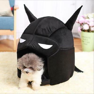 Pet Supply Batman New Shelter Garden Type Warm Small Pets Dogs Cotton Bed Houses