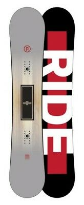 Ride Snowboards - Manic Wide - All-Mountain, Entry Level, Beginer - 2018
