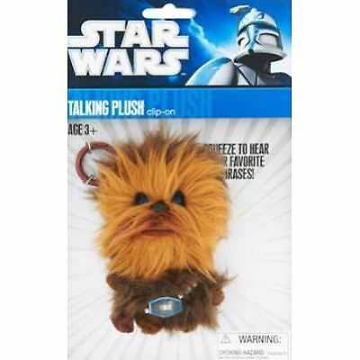 Star Wars - Peluche Mini porte clé 17cm Chewbacca