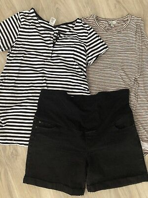 Maternity/breastfeeding Clothes X 3, Target & Kmart, Sz 16/18, As New Condition!
