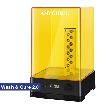 *AU STOCK* Anycubic Photon SLA 405nm UV Resin Light-Curing 2K LCD TFT 3D Printer