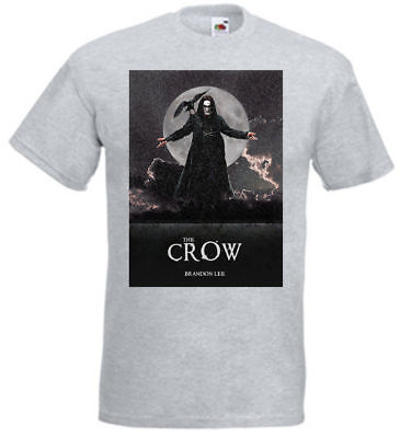 The Crow v3 T shirt zinc movie poster all sizes S-5XL