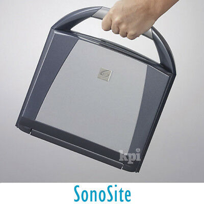 Portable SonoSite M-Turbo Ultrasound Machine System with C60x Convex Transducer