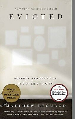 Evicted : Poverty and Profit in the American City by Matthew Desmond (eBooks)