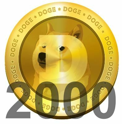 Buy Dogecoin 24 Hour Mining Contract on 36GH/S speed You will get abou 2000 DOGE