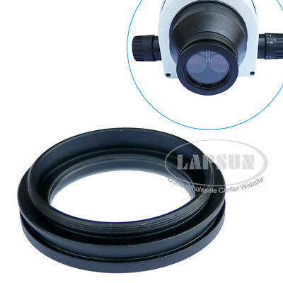 Protection Barlow Objective Lens for Binocular Trinocular Stereo Microscopes US