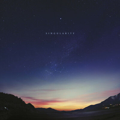 Jon Hopkins - Singularity - CD Album (Released 4th May 2018) Brand New