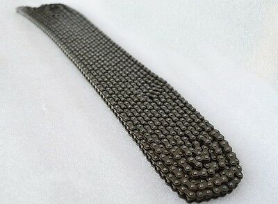 "#25 Single Strand Roller Chain 25H-1/04C-1 Pitch 1/4"" Roller Chain x 4.7Meters"