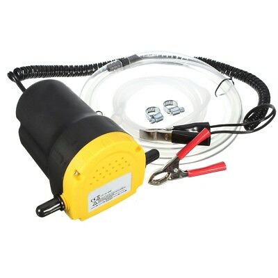 12V 60W Car Motorcycles Oil Fuel Fluid Extractor Diesel Electric Transfer Pump