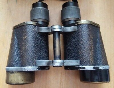 Carl Zeiss Wide Field Binoculars (1932)