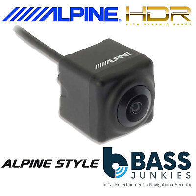 Alpine HCE-C2600FD High Dynamic Range (HDR) Multi View Car Front Camera