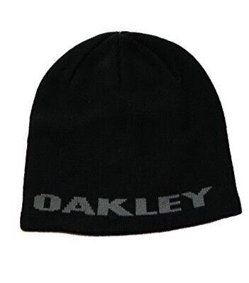 Oakley Bark Beanie - Black