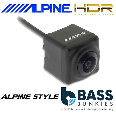 Alpine HCE-C2100RD High Dynamic Range (HDR) Multi View Car Rear Camera