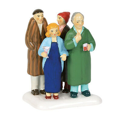Dept 56 Christmas Vacation Griswold Freezing Our Baquettes Off New 2018 6000646