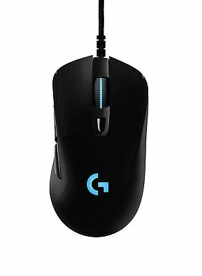 Logitech G403 Prodigy RGB Gaming Mouse – 16.8 Million Color Backlighting, 6...