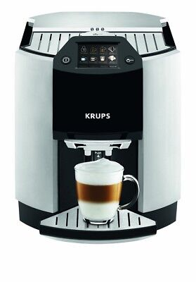 Krups EA9010 Espresseria Automatic Bean-to-Cup Coffee Machine 2 Year Guarantee
