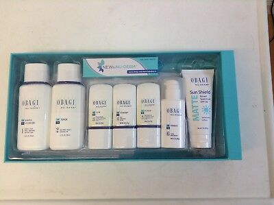Obagi Nu-Derm Kit (never used)