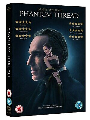 Phantom Thread (with Digital Download) [DVD]