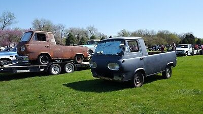 1961 Ford Other Pickups Trucks 1960's Ford Econoline collection (2-1961 trucks and 1-1963 Van)