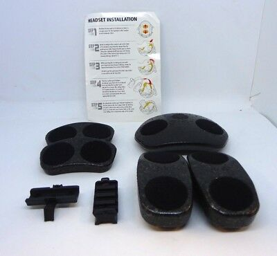 FAST MICH Helmet Accessory Dial Liner Kit Set OPS-CORE ACH NEW