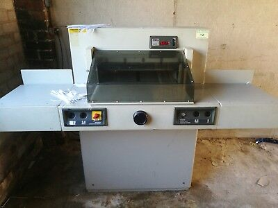 Ideal 5221A Paper Electric Paper Guillotine