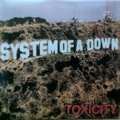 System Of A Down Toxicity New Vinyl Lp Reissue.