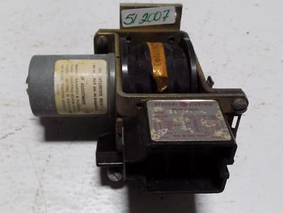 General Electric Magnetic Relay  Cr124Y
