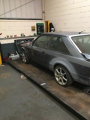 Escort rs turbo series 2 project
