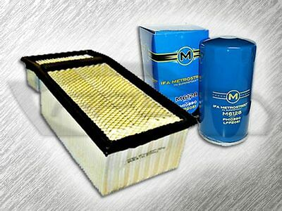 6.6L TURBO DIESEL AIR FILTER /& 1 F56117 FUEL FILTER REPLACES A3141C TP1298