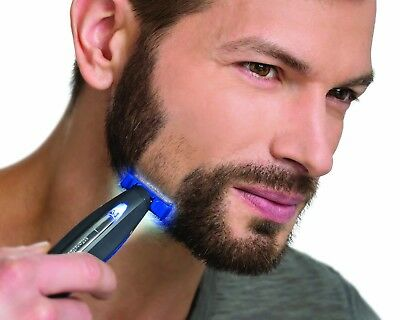 MicroTouch Micro Touch SOLO Rechargeable Shaver Edger Trim Razor - AS SEEN ON TV