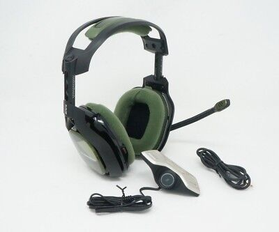 ASTRO A40 TR + MixAmp M80 Wired Xbox One Headset (Black/Olive)