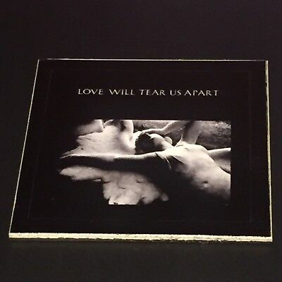 Joy Division Love Will Year Us Apart Fridge Magnet