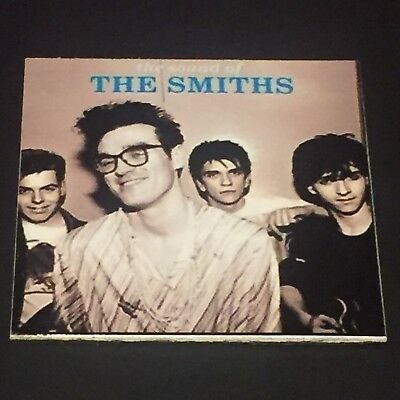 The Smiths Fridge Magnet