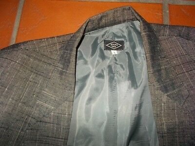 AS NEW Mens Jacket - JEANS ONE label Size L - Made in Australia