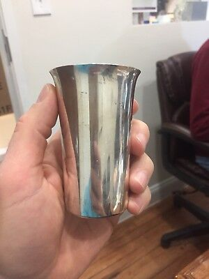 Manchester 768 Sterling Silver Mint Julep cup