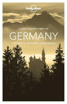 NEW Best of Germany By Lonely Planet Paperback Free Shipping