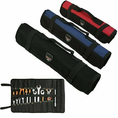 22 POCKET Chef Knife Bag Roll Carry Case Bag Kitchen Cooking Portable Pouch Box