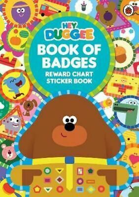 NEW Hey Duggee : Duggee's Book of Badges By BBC Paperback Free Shipping