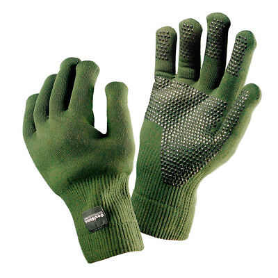 SEALSKINZ Unisex Sealskinz Ultra Grip Glove Olive NEU